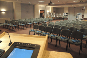 Taunton and Somerset College meeting function room